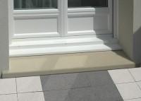Seuil pour porte-fenêtre ton pierre 34x110 WESER