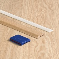 Profil Quick-Step INCIZO 1295 chêne 13x48x2150mm UNILIN BVBA (DIV. FLOORING)