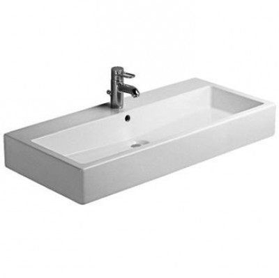 Lavabo 100cm VERO blanc DURAVIT - Saint Denis - 93200 - Déstockage ...