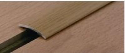 Seuil de porte PRESTO aluminium scandia 30x830mm