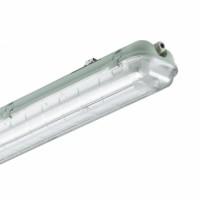 Réglette étanche fluorescent 2x58W IP6
