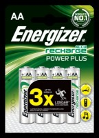 Pile rechargeable ENERGIZER R6 2 ENERGIE DISTRIBUTION SA