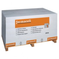 Plaque rigide Fermacell 12,5 4 bords 2,6x1,2m FERMACELL