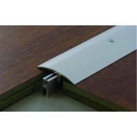 Seuil TECNIS multiniveaux aluminium titium 32x930mm