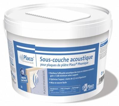 Sous Couche Acoustique Phonique 3l Placoplatre Sa Ivry 94200