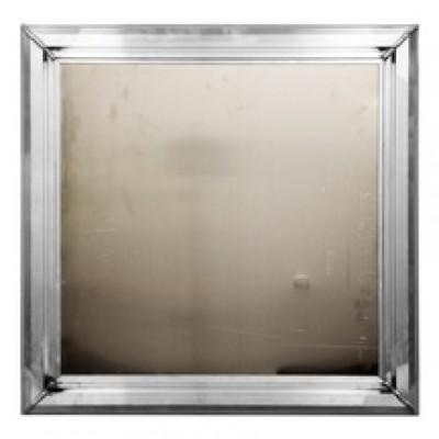 Treillis soude carreleur galvanisé panneau 2x1m M5X5 diamètre fil 2x2mm