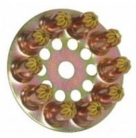 Charge disques 6.3 10 jaune cloueur P370 SPIT