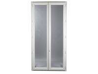 Fenêtre PVC blanc RAL 9016 125x120cm
