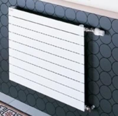 Radiateur FASSANE horizontal simple eau chaude ACOVA