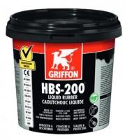 Enduit HBS-200 caoutchouc liquide pot GRIFFON FRANCE