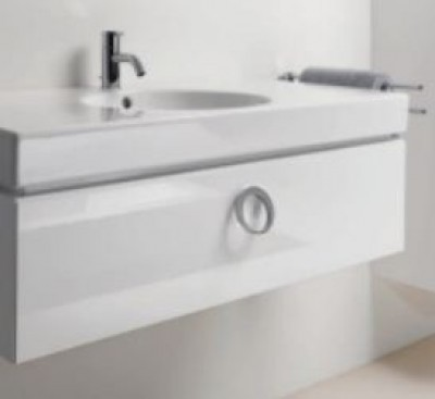 meuble lave mains preciosa style 40cm blanc allia bordeaux 33300 destockage habitat. Black Bedroom Furniture Sets. Home Design Ideas