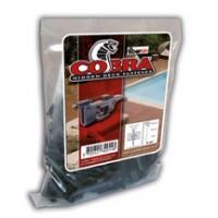Clips + vis inox COBRA24 (90) COBRA