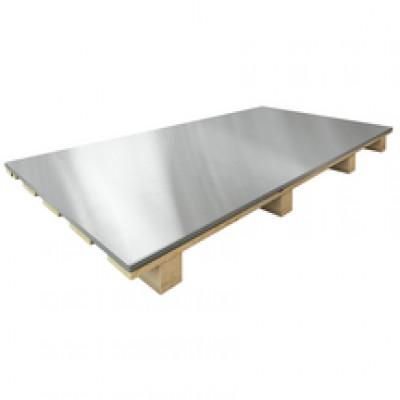 feuille de zinc naturel 0 50mm 2x1m um vmzinc morlaix. Black Bedroom Furniture Sets. Home Design Ideas