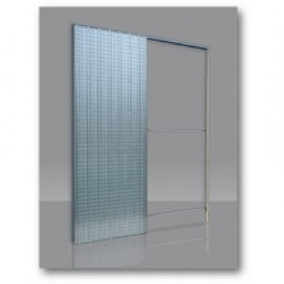 Ch ssis doortech simple 90 54 enduit platre 70x203cm kit for Doortech scrigno