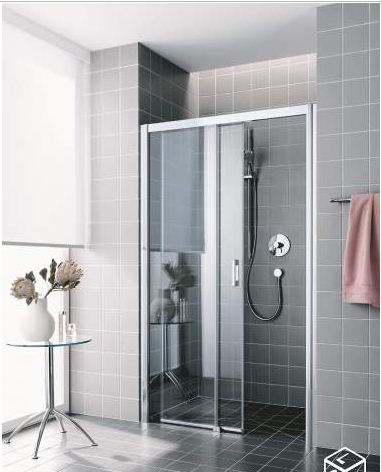 Parois de douche at d2l rothalux saint nazaire 44600 d stockage habitat - Paroi de douche rothalux ...