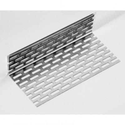 grille anti rongeur a ration aluminiaum 30x100x2500mm eternit bardage mulsanne 72230. Black Bedroom Furniture Sets. Home Design Ideas