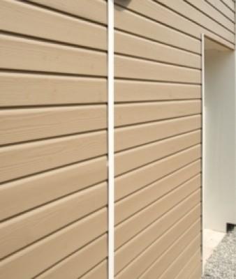 bardage bois bardacolor saturateur gris clair 21x122x4800mm colis de 5 soit 2 928m mulsanne. Black Bedroom Furniture Sets. Home Design Ideas