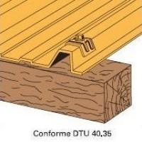 Kit de fixation pour bac 1000T/bois 8012 de 25 pièces FAYNOT INDUSTRIE SA