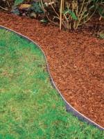 Bordure de pelouse en métal 13x118cm BELLISSA