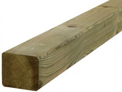 poteau pin rouge du nord classe 4 vert 90x90mm 2m40 albertville 73200 d stockage habitat. Black Bedroom Furniture Sets. Home Design Ideas