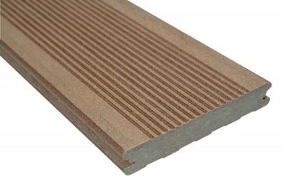 Lame de terrasse FOREXIA brun colorado R 23x138x4000mm