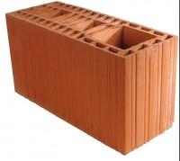 Brique de mur poteau 350x150x265mm BIO'BRIC OPTI-SOLUTION
