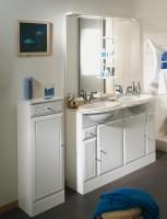 Miroir TOLEDE 2 120 avec bandeau halogène blanc