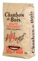 Charbon de bois restaurant 50l
