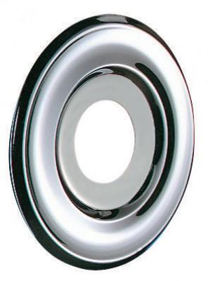 Rosaces plates diamètre 12x17 (x2) DELABIE