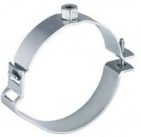 Collier galvanisé réglable diamètre 40mm GEBERIT