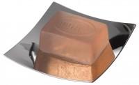 Porte savon NEMESIA acier chromé