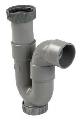 Siphon évier Simple Orientable Diamètre 40mm Nicoll Mondeville