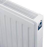 Radiateur compact 4 connexions TYPE 11 hauteur 700mm 26 éléments 1040mm 1092W BRUGMAN