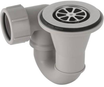 Siphon de douche PVC 40mm orientable