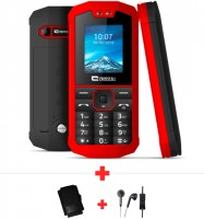 Pack pro mobile SPIDER X1 rouge TECH&ME - CROSSCALL