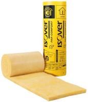 PAR CONFORT revêtue voilé polyester 85mm 9x0.6m ISOVER
