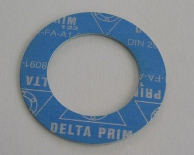 Joint S/AMI DELTA PRIM 123 épaisseur 2mm diamètre nominal 100mm, pression nominale 40 PADANA
