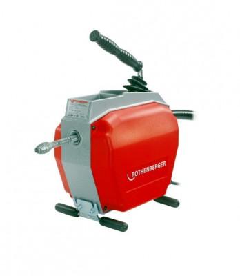 Déboucheur électrique R650 à équipement 22mm ROTHENBERGER
