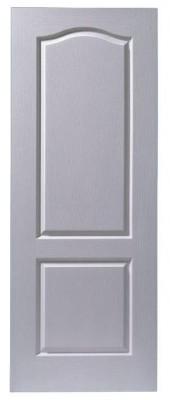Bloc-porte alvéolaire résineux classic huisserie 88 prépeint REFL pêne dormant demi-tour emballé 73 gauche CHAUVAT PORTES