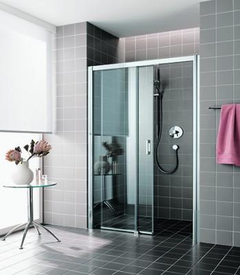 free porte coulissante grande largeur at dr var argent. Black Bedroom Furniture Sets. Home Design Ideas