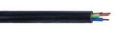 Câble RO2V 3G1,5 noir DAUMESNIL
