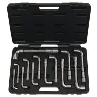 Coffret 13 clés à pipes 8 à 24mm so BASIC SEGMENT