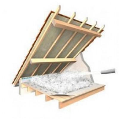 Laine à souffler SUPAFIL LOFT 045 sac de 16,6kg ACERMI N°04/D016-378- R=5:22,5cm-2,7k/m² R=6-:27cm-3,25k/m² KNAUF INSULATION SAS