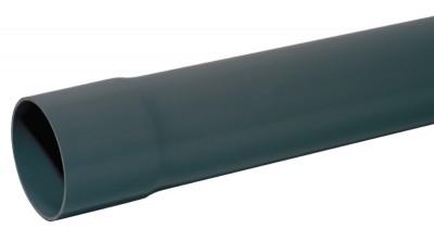 Tuyau PVC diamètre 100 NFE+NFM1 4.00ml REHAU TUBE SARL