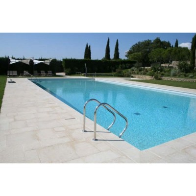 Margelle cedre gray 50x30x4 bernis 30620 d stockage for Piscine destockage