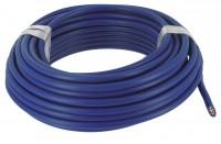 Câble électrique bleu 6mm²/10m BRICODEAL SOLUTIONS