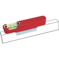 Niveau 15cm pour règle aluminium BRICODEAL SOLUTIONS