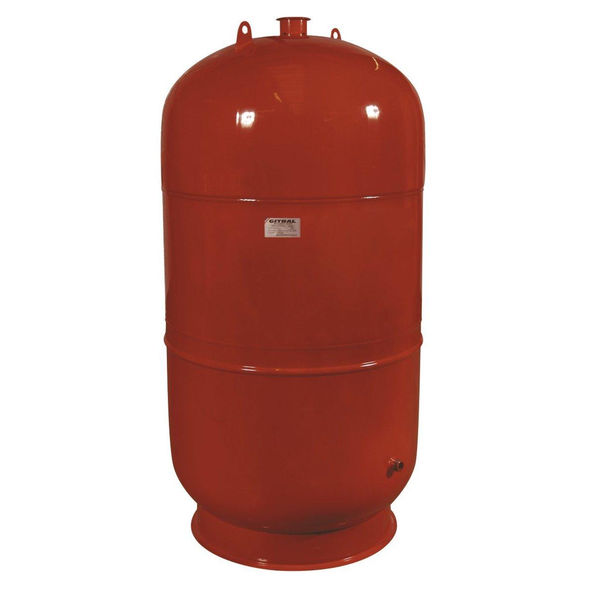 vase d 39 expansion membrane sur socle 400 litres gitral. Black Bedroom Furniture Sets. Home Design Ideas
