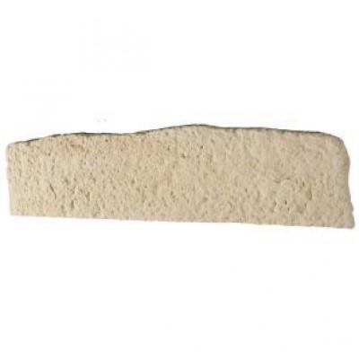 1/2 linteau manoir 120cm ton pierre (x2), longueur 120cm x largeur 31cm épaisseur 2cm