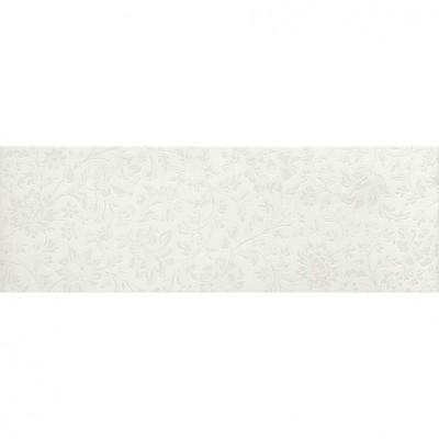 COLOURLINE Decoro Ramage white boîte de 0.87m² 22x66.2cm²